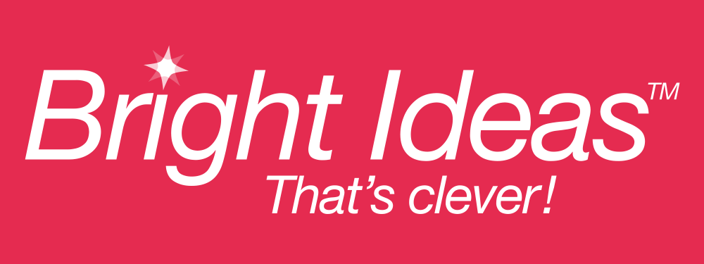 Bright Ideas - That's Clever (logo)