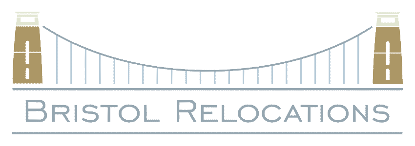 Bristol Relocations Limited logo design (final version)