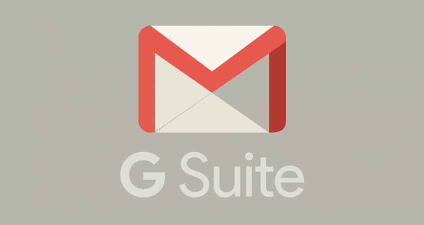 G Suite by Google (formerly Google Apps For Work)