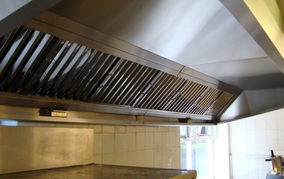 Andrew Engineering Limited (overhead kitchen canopy extraction system installation)