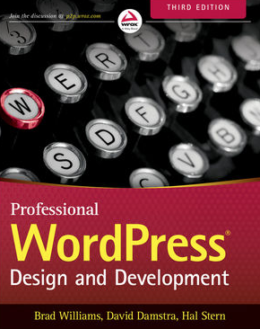 Professional WordPress - Design and Development [cover]
