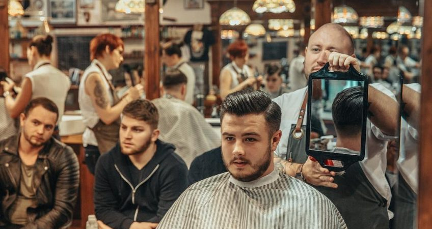 Savills Barbers (Sheffield)