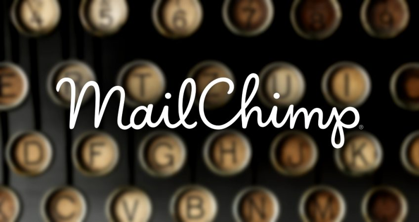 Email Marketing Services artwork (powered by MailChimp)