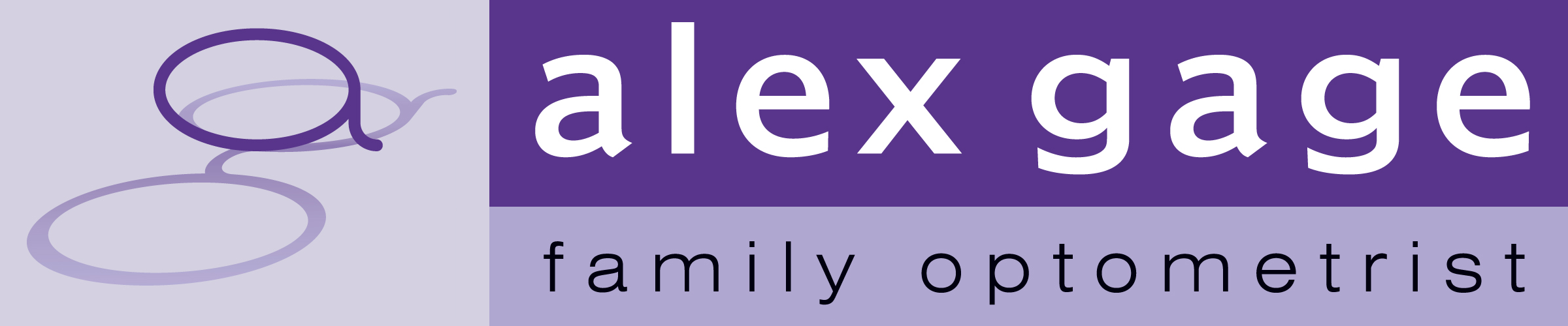 Alex Gage Family Optometrist (logo)